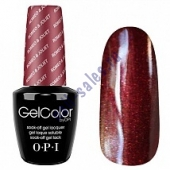 OPI Gel Color цвет  ROMEO & JOLIET S72