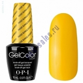 OPI GelColor цвет NEED SUNGLASSES B46