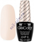 OPI GelColor цвет DON'T BURST MY BUBBLE T57