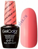 OPI GelColor цвет SORRY I'M FIZZY TODAY C35