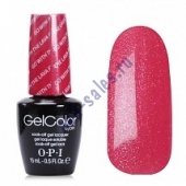 OPI GelColor цвет GO WITH THE LAVA FLOW H69