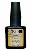 Верхнее покрытие CND Shellac Top Coat 15 мл  (Топ)