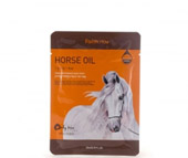 Farmstay маска тканевая с лошадиным маслом FarmStay Visible Difference Mask Sheet Horse Oil